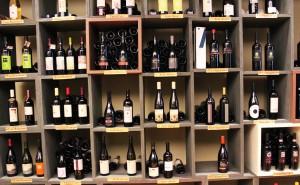 parete vini